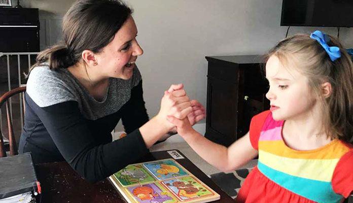 عدم همبستگی و همدردی در بیمار اوتیسم