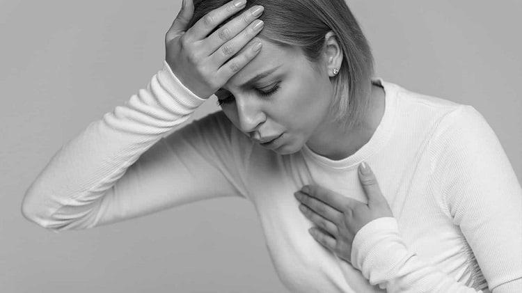 9 درمان خانگی برای رفع و درمان تنگی نفس