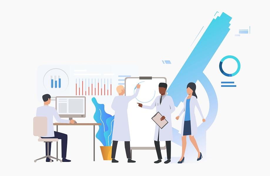 طراحی سایت شخصی پزشکی