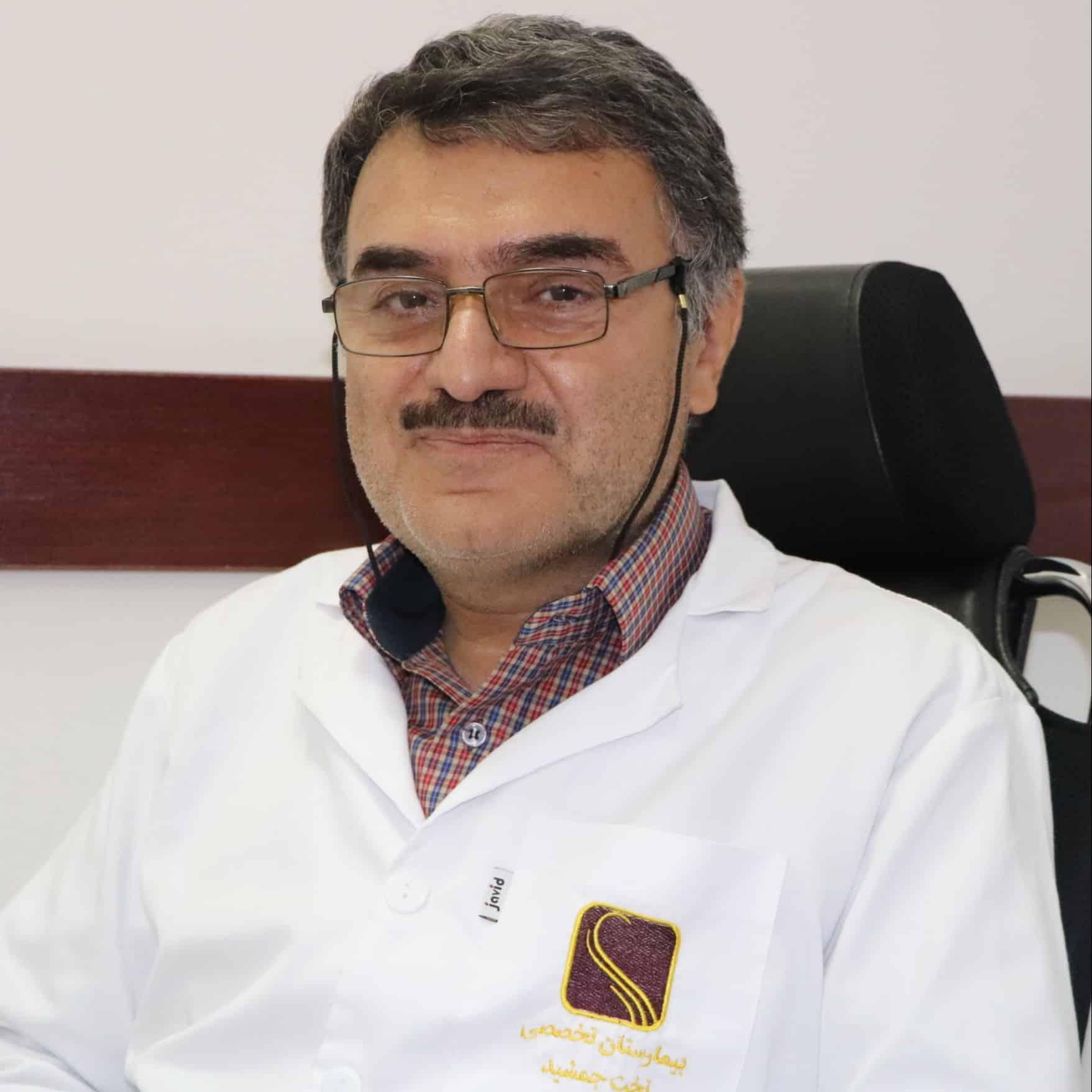 دکتر سعید صادقیان