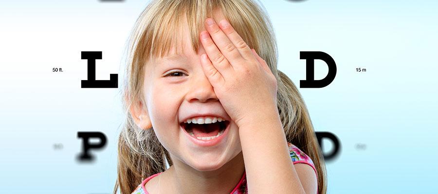 فلوشیپ چشم پزشکی کودکان و انحراف چشم