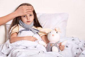 بیماری های شایع در کودکان