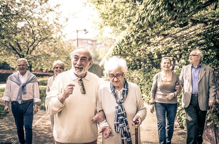 جلوگیری از افسردگی سالمندان