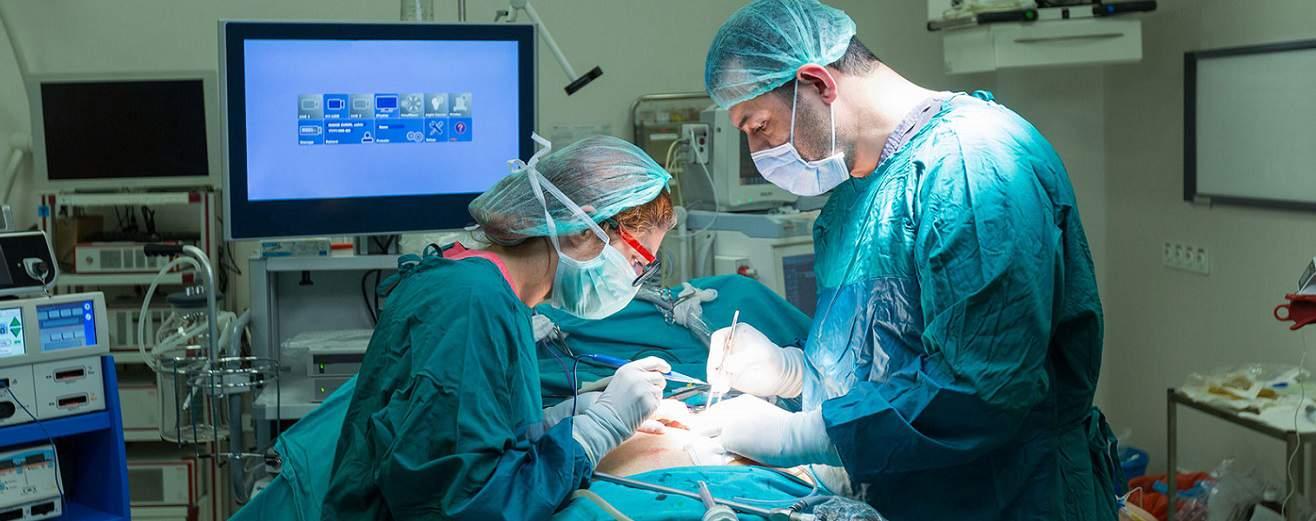 فلوشیپ جراحی لاپاروسکوپی