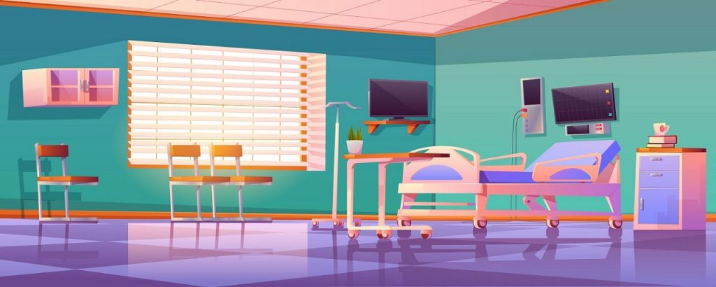 طراحی سایت بیمارستان