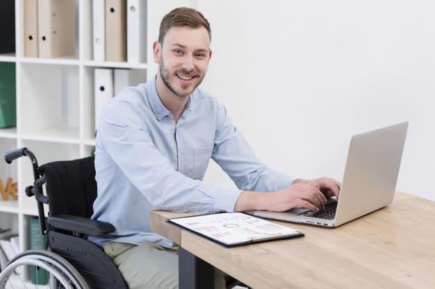 کسب و کار اینترنتی برای معلولین
