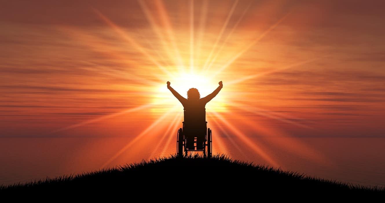 11 راه کنار آمدن با معلولیت