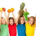 غذای سالم برای کودکان