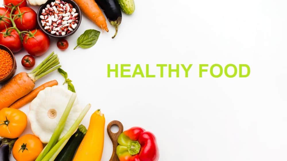 اهمیت رژیم غذایی سالم بر بدن